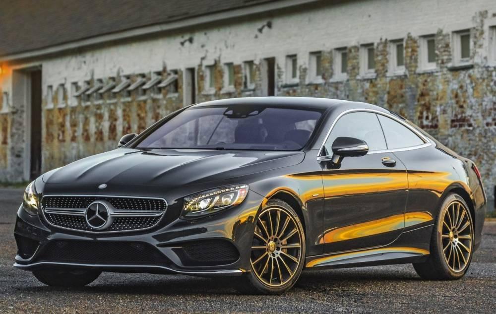 Mercedes-Benz-S550